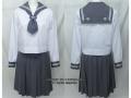 日本大学櫻丘高校の制服