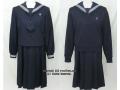 和洋国府台女子高校の制服