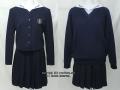 高木学園女子高校の制服