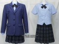 桜丘高校の制服