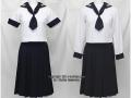 川村中学校の制服