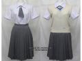 大妻中野高校の制服