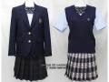 豊島学院高校の制服(冬・中間・夏・盛夏)