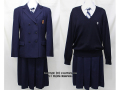 光塩女子学院高等科の制服