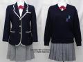 聖セシリア女子高校の制服
