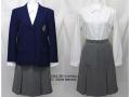 香蘭女学校の制服