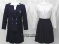 横浜女学院高校の制服(冬)