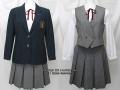 浦和大学の制服(冬)