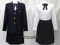 日本大学櫻丘高校の制服(冬)