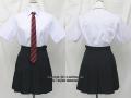 東京都立成瀬高校の制服