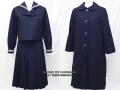 大妻高校の制服(冬)