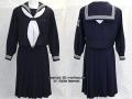 共立女子中学校の制服(冬)