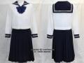 佼成学園女子高校の制服(中間)旧