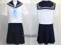 川越西高校の制服