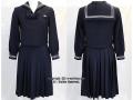 豊島岡女子学園高校の制服(冬)