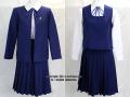 笹目中学校の制服