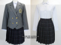 目黒星美学園中学校の制服(冬)旧