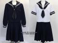 江戸川区立上一色中学校の制服(冬・夏)