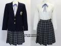順天高校の制服(冬)