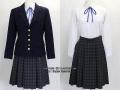 淑徳巣鴨高校の制服(冬)旧