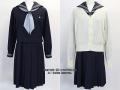 大妻中野中学校の制服(冬)