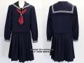 三芳東中学校の制服(冬)