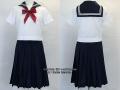 実践女子学園中学校の制服(夏)