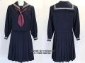 石神井中学校の制服(冬)