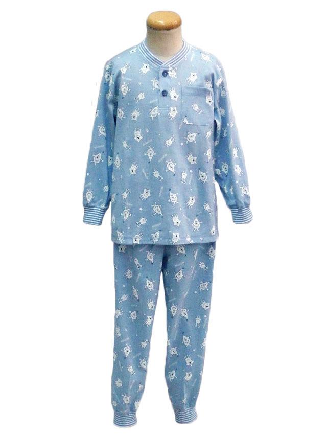 光るパジャマ モンスター柄