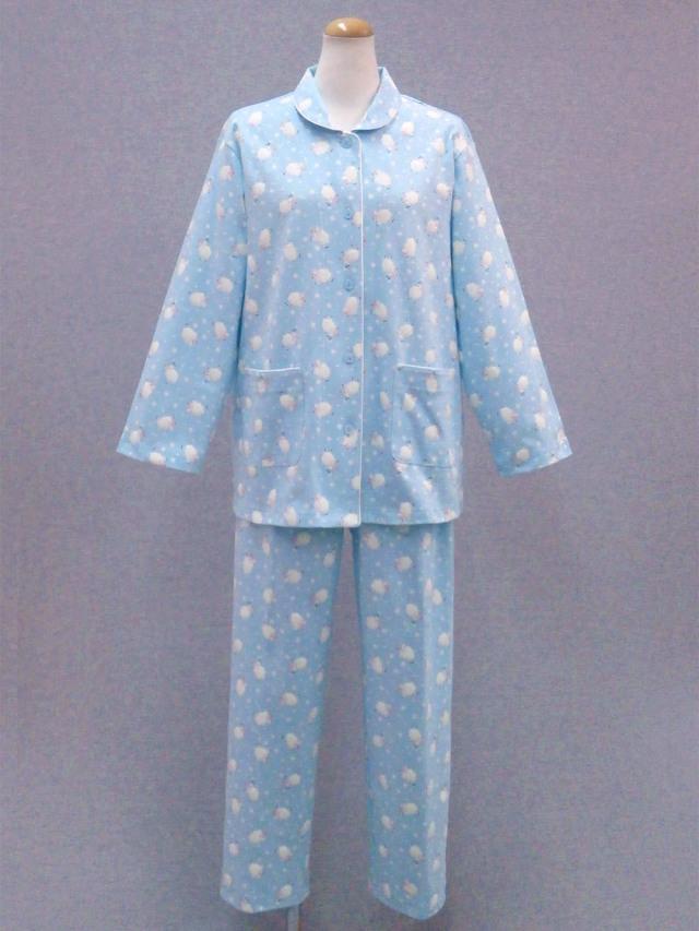 光るパジャマ ひつじ柄