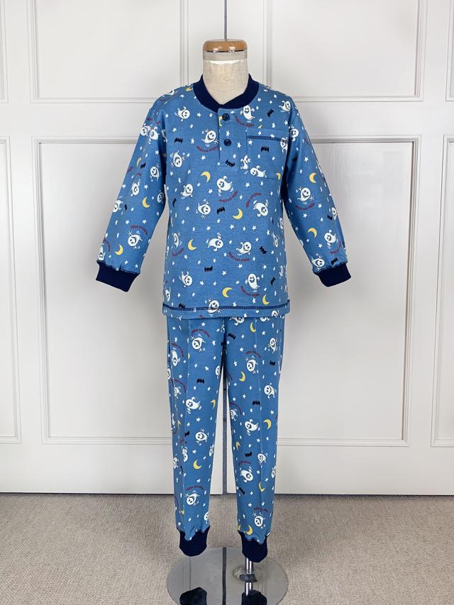 光るパジャマ オバケ柄