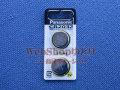 【新品】[パナソニック/Panasonic] コイン形リチウム電池(3V) 2個入 CR2032/2P