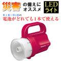 【取寄せ品】[パナソニック/Panasonic]電池がどれでもライト  LED懐中電灯 LEDライト LEDランタン  BF-BM10-R