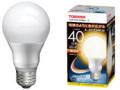 【取寄せ品】[東芝/TOSHIBA] E-CORE イー・コア LED電球(電球色) 明るさ電球40W形相当 全方向260度 6.2W/E26口金 485lm LDA6L-G/40W