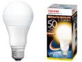 【取寄せ品】[東芝/TOSHIBA] E-CORE イー・コア LED電球(電球色) 明るさ電球50W形相当 全方向 約260度 7.5W/E26口金 640lm LDA8L-G/50W