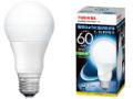 【取寄せ品】[東芝/TOSHIBA] E-CORE イー・コア LED電球(昼白色) 明るさ電球60W形相当 全方向 約260度 7.5W/E26口金 810lm LDA8N-G/60W