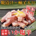 送料無料・【能登の逸品・塩辛通販】いかの塩辛1kg