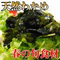【海藻通販】天然わかめ40g