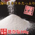 【塩通販】能登天然塩100g【送料無料・メール便・代引き不可】