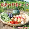 能登の野菜セット8種(3〜5人向け)