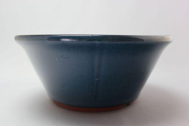 丸外縁立筋,生子,7号,中国鉢,植木鉢