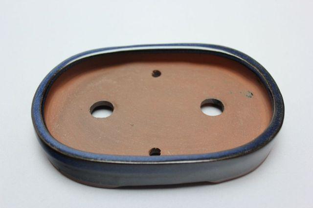 楕円切立,生子,5号,中国鉢,植木鉢