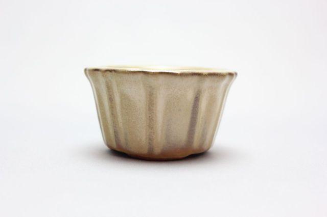 輪花,クリーム,2号,中国鉢,植木鉢