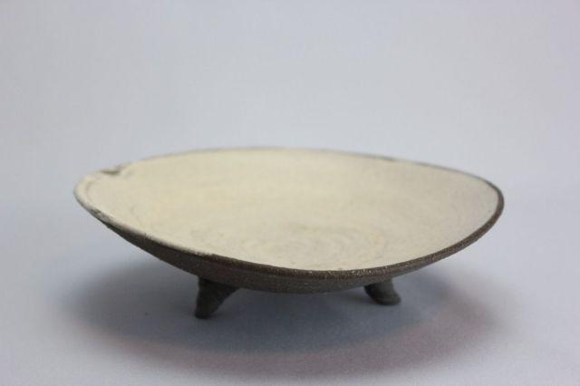 加藤裕史,粉引,5号,信楽焼,植木鉢
