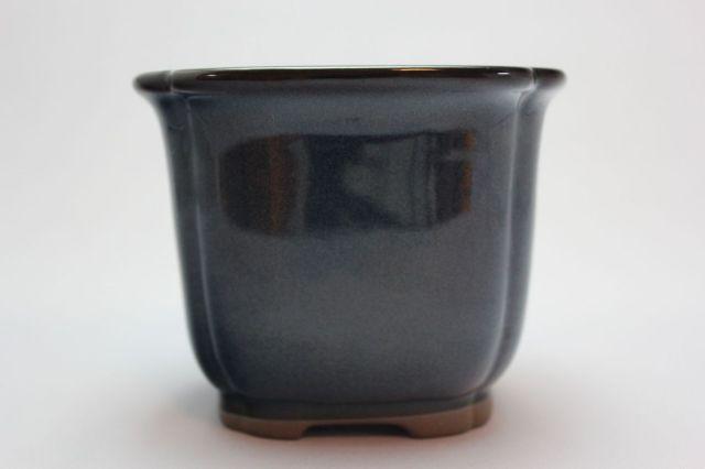 正方隅入,生子,3.5号,瀬戸焼,植木鉢