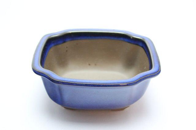 モッコ鉢,生子,4号,萬古焼,植木鉢