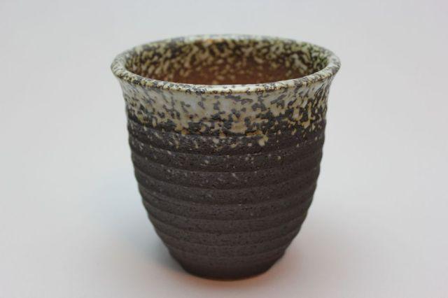 雪割草鉢,3.5号,萬古焼,植木鉢,盆栽鉢