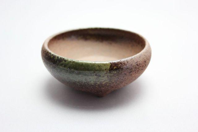鉄鉢,還元,3号,萬古焼,植木鉢