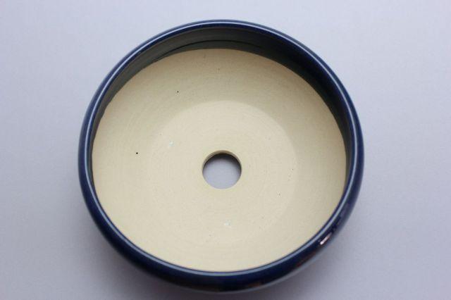 鉄鉢,生子,5号,萬古焼,植木鉢