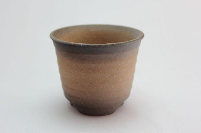 丸黒吹,3号,萬古焼,植木鉢,盆栽鉢